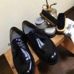 おれのルーティン「靴磨き」